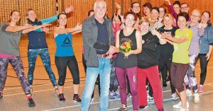 Zumba-Tanzen in Maria Thalheim